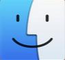 MacのFinderアイコン