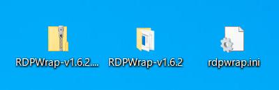 rdpwrap.iniをダウンロード